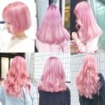 ハイトーンカラーならピンクが人気!その理由とケアについて解説