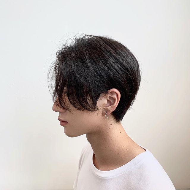 髪型メンズ