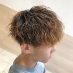 【メンズヘア 】オシャレに差をつけろ!直毛を活かしたオトコのマッシュヘアってどんなの?